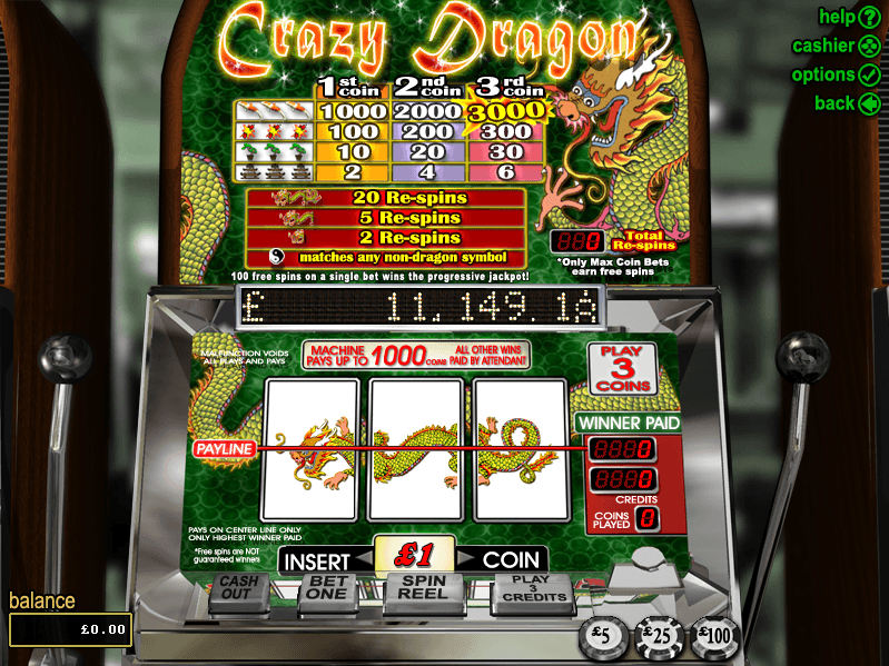 Crazy Shark Slot Machine - Find Out Where to Play Online