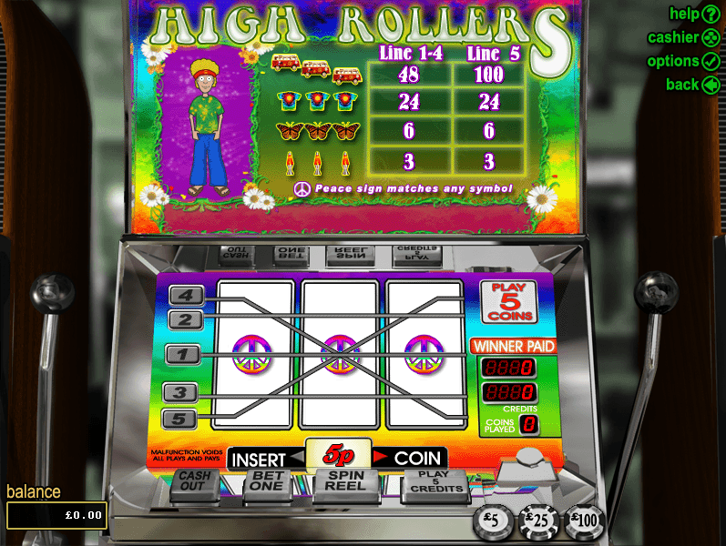 Lucky Red Casino High Rollers Slots