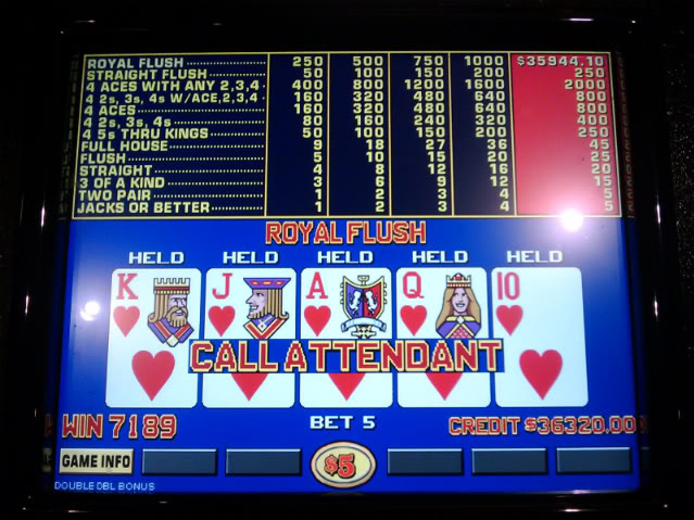 Best Places to Play Video Poker