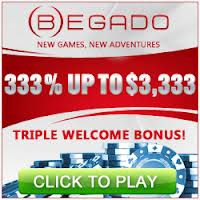 Play Now at Begado Casino
