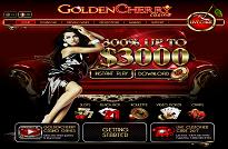 Golden Cherry Casino Homepage