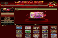 Golden Cherry Slot Machines