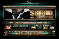 Grand Parker Casino Homepage