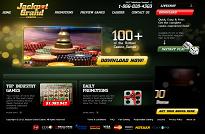 Jackpot Grand Casino Homepage