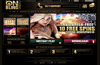 Onbling Casino Homepage