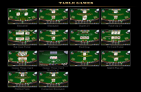 Onbling Casino Table Games