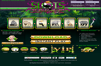 Slots Jungle Homepage