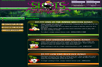 Slots Jungle Promotions