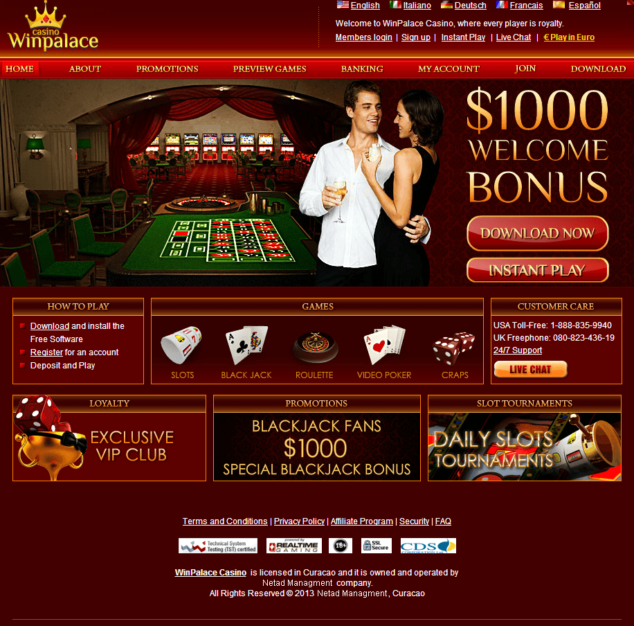 Top Game Casino List