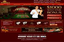 WinPalace Casino Homepage
