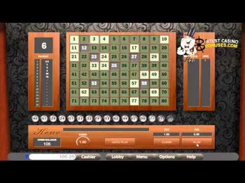 Casino GrandBay Keno