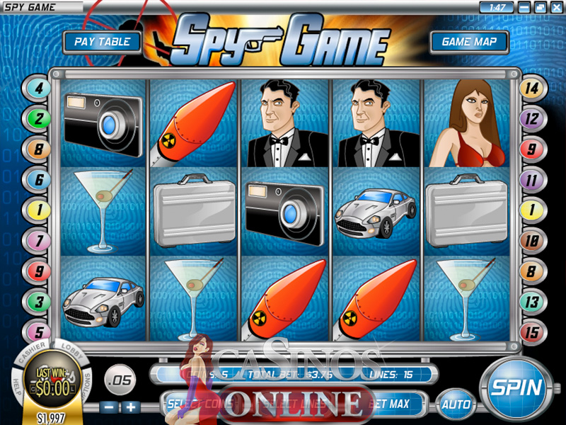 Slots Capital Casino Games
