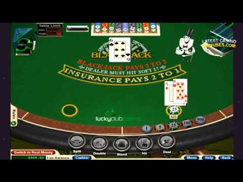 Lucky Club Casino Blackjack