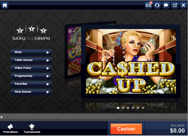 Lucky Club Casino Software